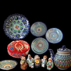 Uzbekiški dirbiniai